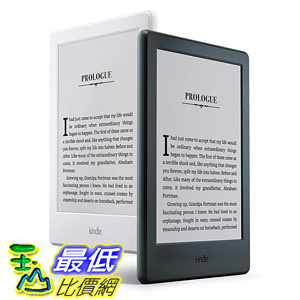 [8美國直購] Kindle電子閱讀器 Kindle E-reader (Previous Generation - 8th) 6吋 Display, Wi-Fi, Built-In Audible