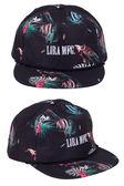 LIRA FEATHERS UNCONSTRUCTED HAT 棒球帽-印花(男/女)