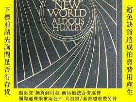 二手書博民逛書店英文原版罕見勇敢的新世界brave new worldY1362