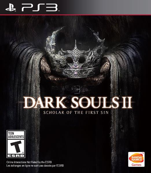 PS3 Dark Souls II: Scholar of the First Sin 黑暗靈魂 2:原罪哲人(美版代購)
