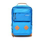 AIRWALK -【禾雅】韓系耀眼系列 - 最大可裝15吋筆電包/後背包 - 天空藍