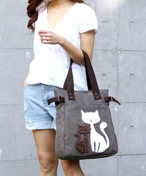 熱銷日韓 Canvas Bag 高級帆布料 男女 學生書包 斜背包 旅遊 旅行 行李 運動 托特肩背包