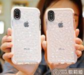 iPhone蘋果x手機殼iphonex新款8plus女款iphone7全包防摔8x水感6splus網紅潮牌 歌莉婭