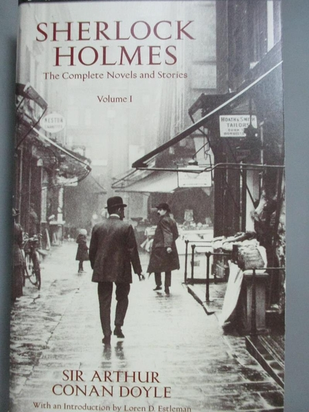 【書寶二手書T3/原文小說_LKX】Sherlock Holmes-The Complete Novels and St