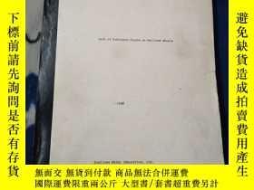 二手書博民逛書店List罕見of Published Papers on Rai