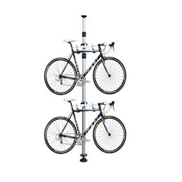 頂天立地自行車架 4m