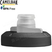 CamelBak 1946001000黑 噴射水瓶替換蓋配件 Podium和Peck Fitness適用運動水瓶蓋/水壺蓋