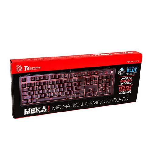 Tt eSports 曜越 MEKA PRO 青軸 機械式 電競 鍵盤