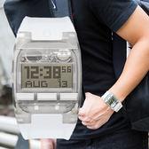 NIXON THE SMALL LODOWN 全球潮汐電子錶/白 A408-126 熱賣中!
