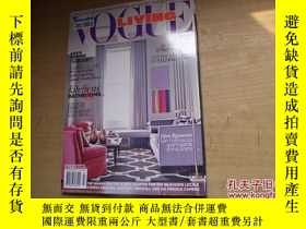 二手書博民逛書店VOGUE罕見LIVING (MARCH APRIL2011)Y
