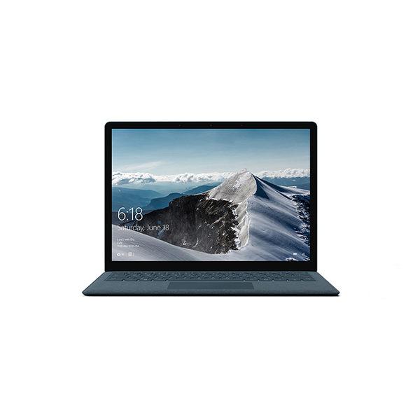 微軟 Surface Laptop 13.5吋 i5 8G/256G Win10 S 鈷藍色 筆電(6期0利率)-送Office 365個人一年版