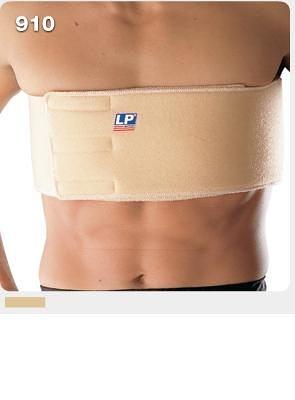 【宏海護具專家】 護具 護肋骨 LP 910M 肋骨固定帶(男) (1 個裝) 【運動防護 運動護具】