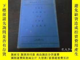 二手書博民逛書店THE罕見SONG OF THE LARK(精裝毛裝本 32開)