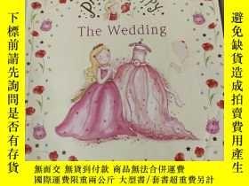 二手書博民逛書店THE罕見WEDDING:婚禮Y212829