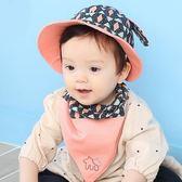 婴儿帽 寶寶帽子春夏秋季兔耳漁夫帽男女兒童遮陽帽嬰兒帽 城市科技