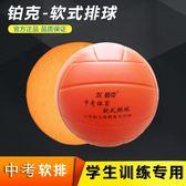 『618好康又一發』軟式排球免充氣兒童學生中考訓練