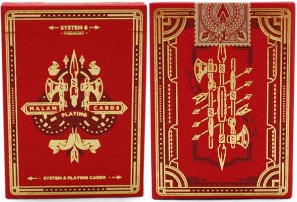 【USPCC 撲克】Malam Deck Playing Cards 撲克牌