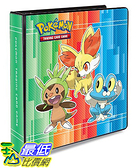 [美國直購] 神奇寶貝 精靈寶可夢周邊 Ultra Pro Pokemon X and Y 2 3-Ring Binder 收藏夾不含卡片收納套