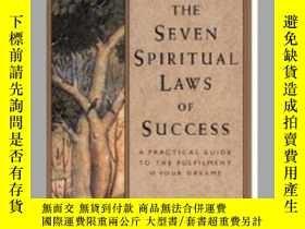 二手書博民逛書店The罕見Seven Spiritual Laws Of Suc