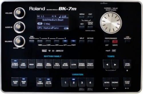 【金聲樂器】Roland BK-7m 自動伴奏機 節奏伴奏音源機 BK7m