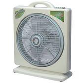 良將 14吋 手提 涼風箱型扇  循環箱扇 LJ-1409
