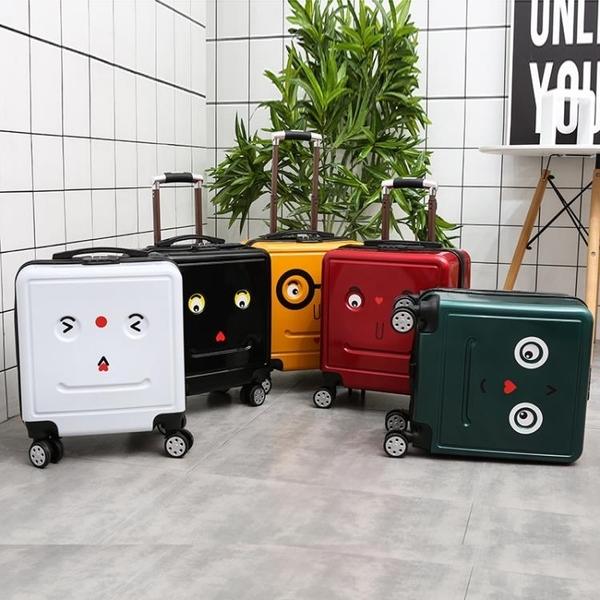 行李箱 新款卡通兒童拉桿箱20寸旅行箱寶寶登機箱行李箱萬向輪密碼箱定制 8號店DJ
