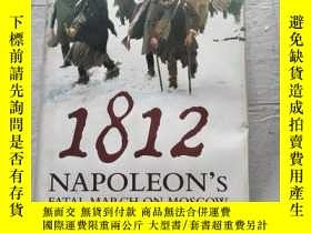 二手書博民逛書店1812罕見Napoleon s fatal march on MoscowY438950 Adam Zamo