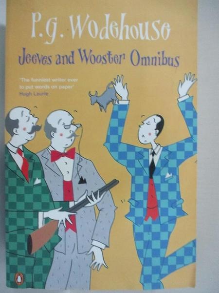 【書寶二手書T1/原文小說_H6M】Jeeves and Wooster Omnibus_Pelham Grenville Wodehouse