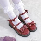 娃娃鞋梅露露lolita鞋原創正版jk洛麗塔鞋子蘿莉小皮鞋女日繫軟妹娃娃鞋 雙十二免運