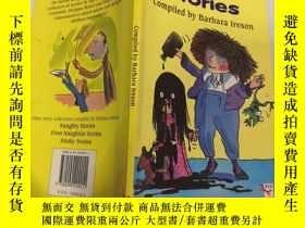 二手書博民逛書店Naughtiest罕見Stories :最頑皮的故事Y200392