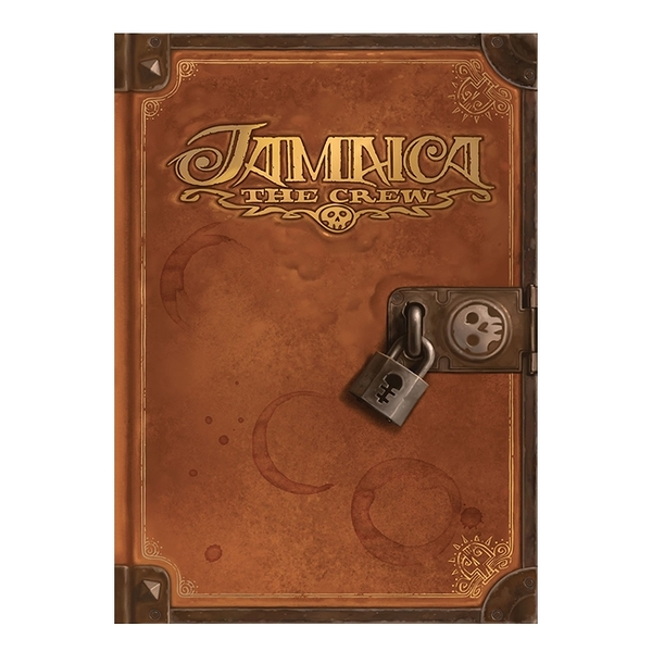 【Gokids 桌遊】牙買加-擴充 Jamaica The Crew Expansion(繁中版)