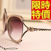 太陽眼鏡(單件)-男女墨鏡 偏光復古極簡明星款優質美式防紫外線4色55s93[巴黎精品]