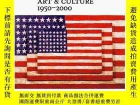 二手書博民逛書店THE罕見AMERICAN CENTURY Art & Cult