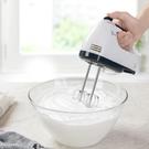 打蛋器 110v電動家用小型烘焙蛋糕攪拌機奶油自動打發器手持打蛋機工具【快速出貨八折搶購】