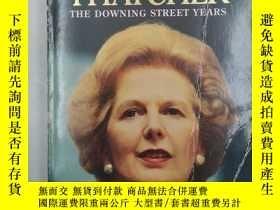 二手書博民逛書店The罕見Downing Street Years 唐寧街歲月