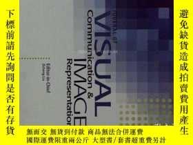 二手書博民逛書店Journal罕見of Visual Communication and Image Representation