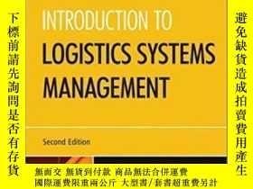 全新書博民逛書店IntroductionTo Logistics Systems ManagementY307751 Gian