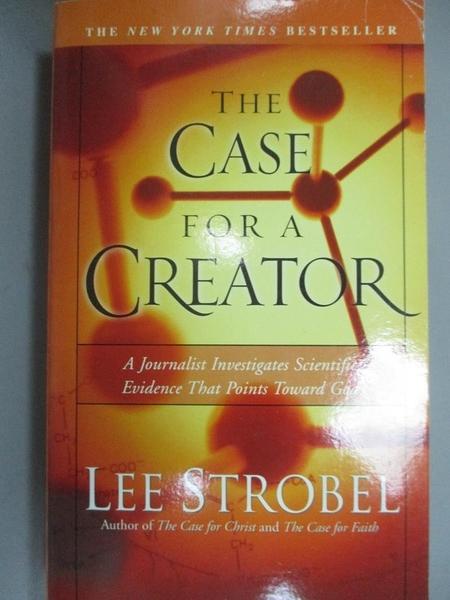 【書寶二手書T5/宗教_KDA】The Case For A Creator: A Journalist Investi