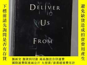 二手書博民逛書店英文原版罕見Deliver Us from Evil by Ra