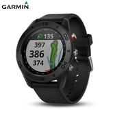 [富廉網] 限時促銷【GARMIN】Approach S60 高爾夫球GPS腕錶 紳士黑/爵士白