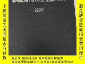 二手書博民逛書店advanced罕見infrared technology 19