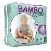 BAMBO 伴寶樂 嬰兒紙尿褲-4 號(30片/包X6包/箱) Abena 丹麥進口【杏一】