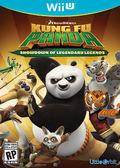WiiU Kung Fu Panda: Showdown of Legendary Legends 功夫熊貓:傳奇對決傳說(美版代購)