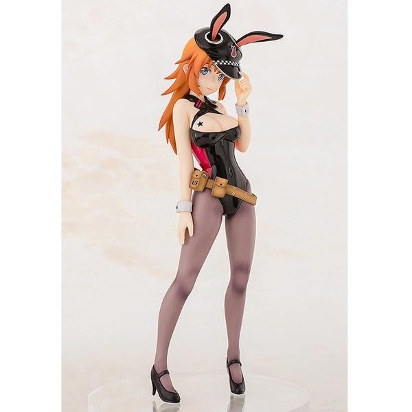 AQUAMARINE 1/8 強襲魔女 夏洛特·E·葉格 兔女郎 style Glamorous Black Ver.