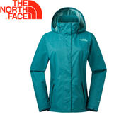 【The North Face 女款 DRYVENT防水外套《藍》】2U8U2W9/衝鋒衣/防水透氣★滿額送