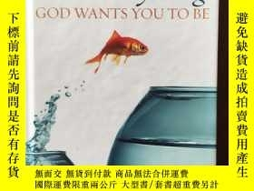 二手書博民逛書店You罕見Can Be Everything God Wants You To BeY12800 Max Lu