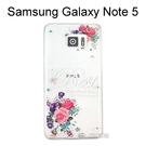 施華洛世奇彩鑽透明軟殼 [BEST] Samsung Galaxy Note 5 N9208