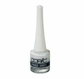 日本原裝進口 COPIC 酷筆客 水性 不透明 遮覆液 修正液 6ml(c.c.) /瓶 爆亮白 商品已含筆刷