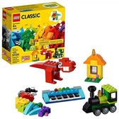 LEGO 樂高 Classic Bricks and Ideas 11001 Building Kit (123 Piece)