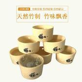 倉鼠兩用竹食盆飼料盒